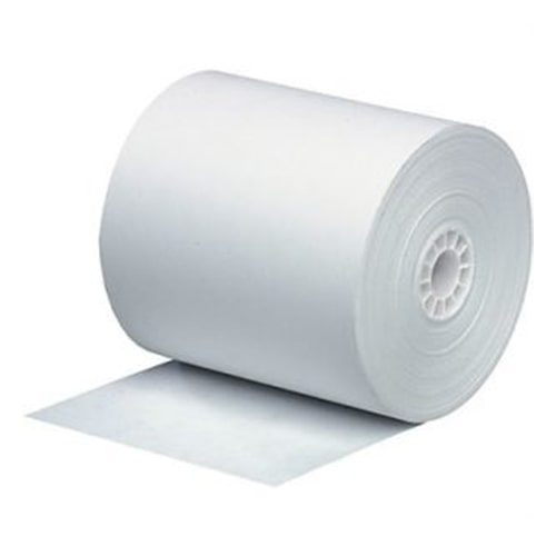 paper rolls from McDermid Paper