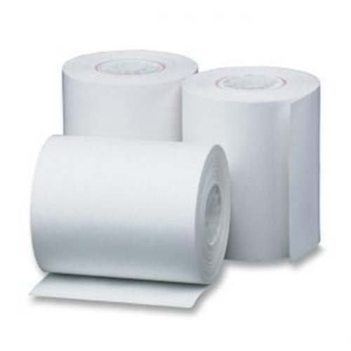 thermal paper rolls from McDermid Paper