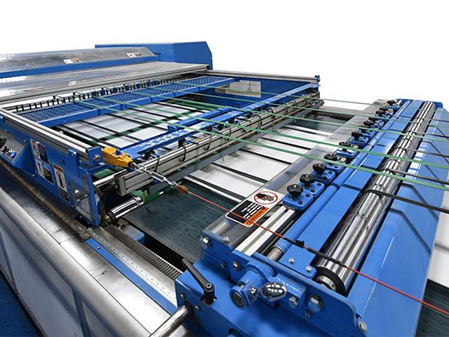 Sheeter Machinery McDermid Paper