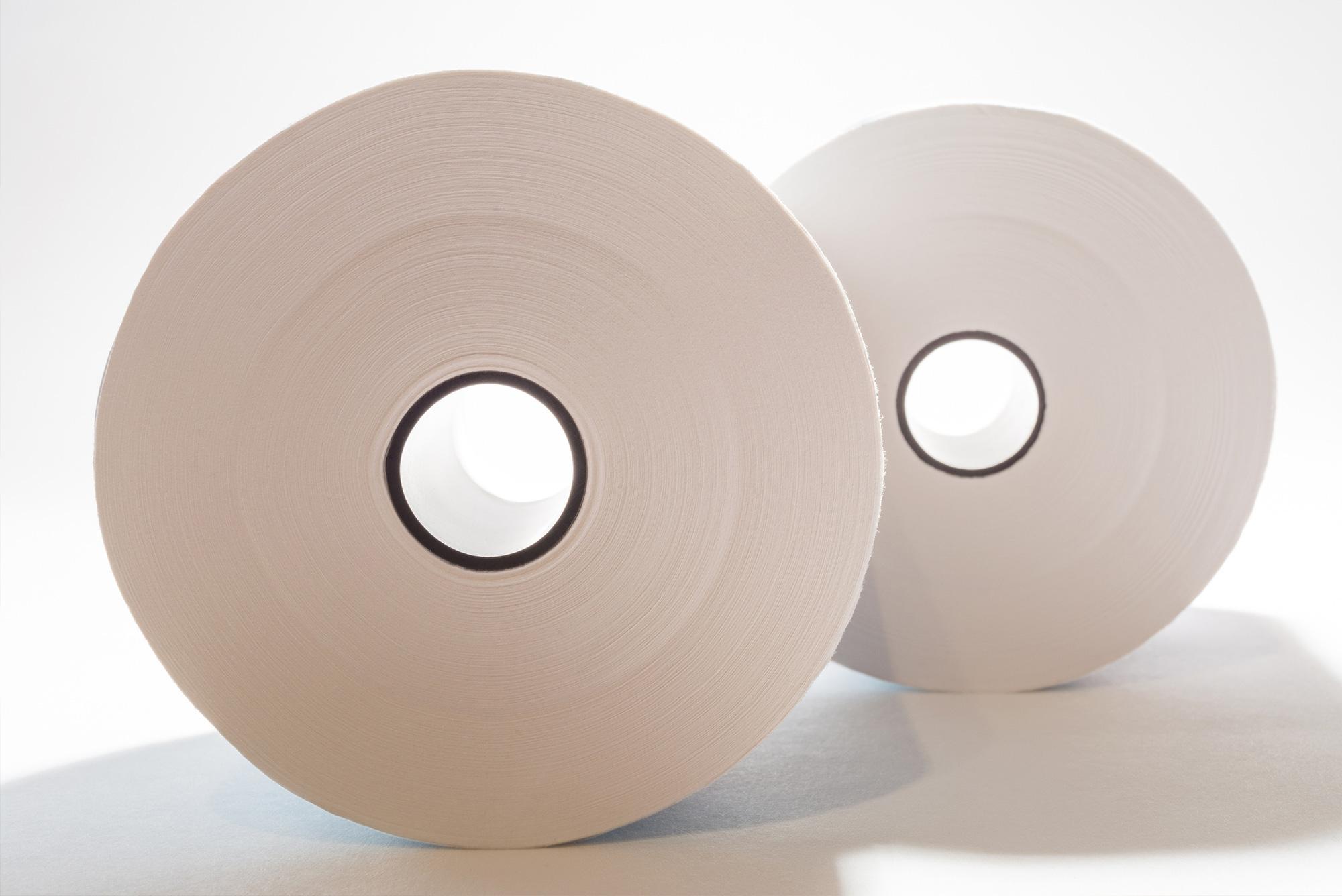 Multiple paper rolls