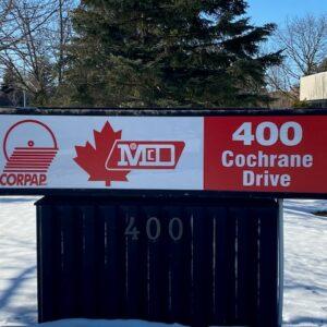 McDermid Paper on Cochrane Drive